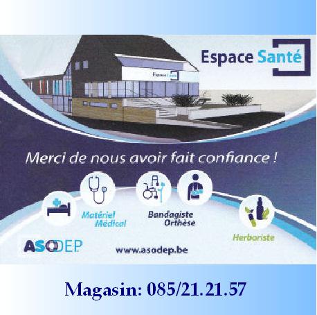 Asodep Site