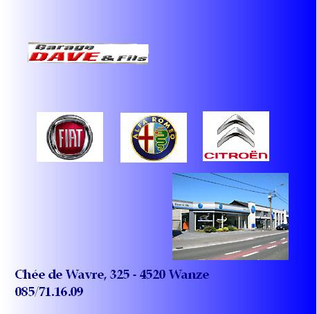 Garage Dave Site